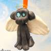 How to Make a Polymer Clay Dog Angel