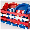Fourth of July Picnic Crate
