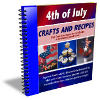 4th of July Crafts and Recipes eBook