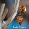 How to Make Animal Print Safari Earrings