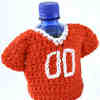 Crochet Bottle Cozy
