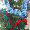 Seasonal Crochet Linked Garland