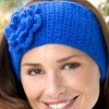 11 Knit  Crochet Ear Warmer Patterns
