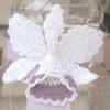Crochet Orchid