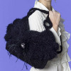 Formal Ruffle Purse