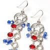 Fireworks Earrings How to Plan a 4th of July Party