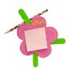 Flower Stick Notes Pad