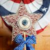 Paper Star Fourth of July Centerpieces