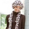 Frou Frou Scarf and Hat