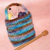 Mini Knitting Tote