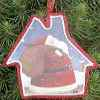 Recycled Christmas Ornament