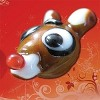 Rudolph Glass Bead