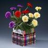 Colorful Crayon Flower Arrangement Box