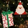 Foam Gift Card Ornaments