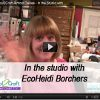 Cool2Craft Almost Dailies In the Studio with EcoHeidi