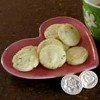 How to Make Stamped Lavender Shortbread Cookies