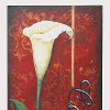Calla Lily Canvas