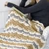 Does anyone know a good free lapghan pattern for crochet? - Yahoo