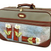 Custom Painted Suitcase