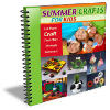 Summer Crafts for Kids eBook