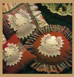 Amazon.com: Crochet Thread - Size 10 - Color 1 - WHITE: Arts