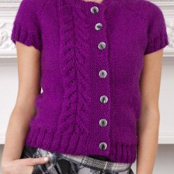 topside cardi Get Free Knitting Patterns Delivered Right to You!