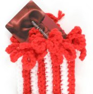 Crocheted Gift Card Holder
