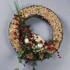 Au Naturel Birdseed Wreath