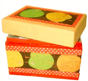 Autumn Recipe Box