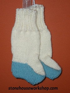 Baby Knitted Knee High Socks
