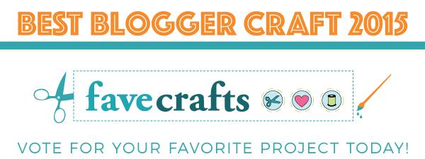 Best Blogger Craft 2015