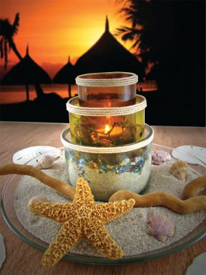 Beachside Votive