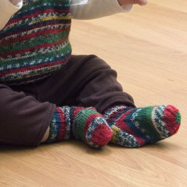 Baby Holiday Socks