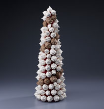 Cookie Meringue Topiary