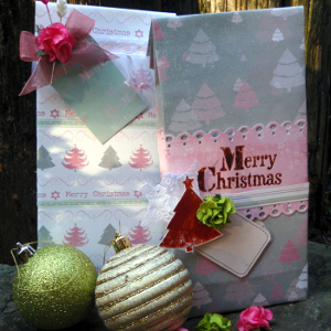 DIY Gift Bags for Christmas