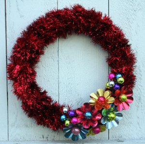 Fairy Twinkle Wreath