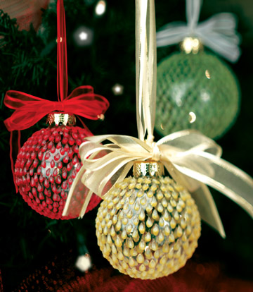 tear drop ornaments
