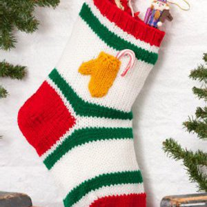 Traditional Holiday Stocking