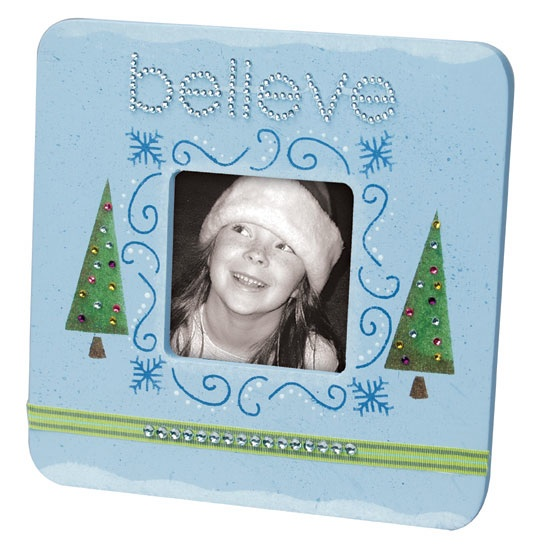 Holiday Believer Frame