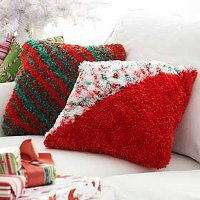 Boa Holiday Pillows