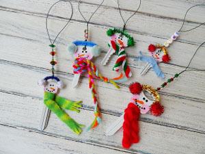 snowman keys
