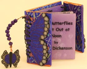 Butterfly Mini Book