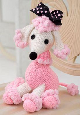 Crochet Pomp Poodle Crochet Along: Lets Get Started!