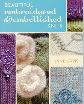 Beautiful Embroidered and Embellished Knits