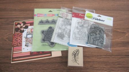 Stamp Sets Product Review and Giveaway: Stamp Sets Gift Basket