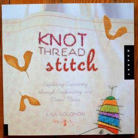 knot thread stitch FaveCrafts Giveaway:  Knot, Thread, Stitch