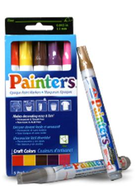 painters markers FaveCrafts Giveaway:  Paint Markers by Elmers