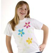 Flower Tie-Dye Shirt
