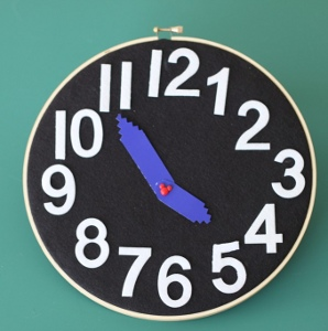 Child's First Learning Clock
