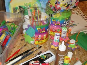 Must Have Kids Summer Craft Supplies